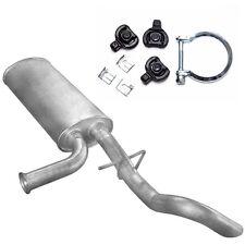 Endschalldämpf + Montagezubehör Auspuff Opel Movano A 1.9-2.5 DTi  CDTi Turbo D