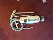 Vintage Electrolux Model L Canister Vacuum w/accessories. TESTED!