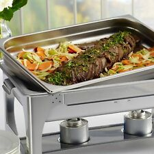 Tramontina 9 quart Full Size Chafing Dish Food Pan Stainless Steel
