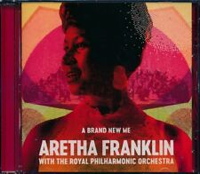 Aretha Franklin A Brand New Me With The Royal Philharmonic Orchestra CD NEW