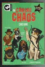 Canine Chaos Card Swapping Game Celebrity Edition New
