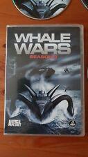 Sea Shepherd - Whale Wars: Season 3 [DVD] [Region 1] 3 Disc set + FREE SEASON 1!