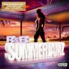 R&B Summerjamz (NEW 3xCD) Rihanna Nicki Minaj Usher Drake Jay-z Ne-yo Luniz