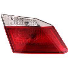 2013 - 2015 HONDA ACCORD SEDAN INNER TAIL LIGHT LAMP EX/LX/SPORT LEFT DRIVER