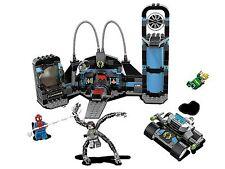 Lego Marvel Super Heroes 6873 SPIDERMAN'S DOCK OCK AMBUSH No box NEW sealed bags