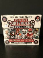 2020 Panini NFL Contenders Football FOTL First Off The Line NFL Hobby Box SEALED