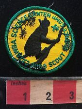 CATAWBA SCIENCE CENTER CAMP (Aquarium In Hickory NC) BSA Patch 75WT