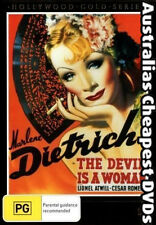 The Devil Is A Woman DVD NEW, FREE POSTAGE WITHIN AUSTRALIA REGION 4