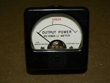 Western Electric Type KS-16824 Output Meter for Tube Audio
