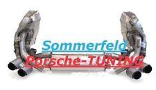 OEM Porsche Carrera 997 S MK2 Klappenauspuff Valved Sport exhaust Muffler  PSE