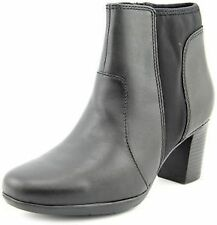 "Clarks 1.5-3"" Mid Heel Boots for Women"