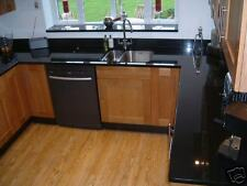 Granite worktops 2 x lengths of Premium granite supplied &professionally fitted