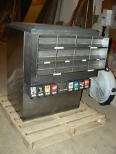 Cornelius Remcor DB275S-BZ Soda Fountain Dispenser 8 Head with 275 Pound Ice Bin