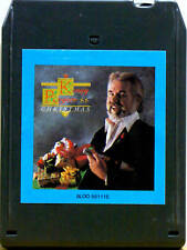 KENNY ROGERS Christmas  8 TRACK CARTRIDGE