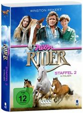 Neon Rider - Winston Rekert Horses TV series season 1.2  4DVDs  Region 2/UK
