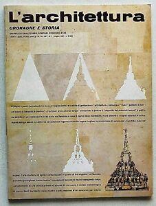 L'architettura cronache e storia n. 381 1987 Bruno Zevi Marco Dezzi Bardeschi