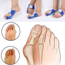 Day Night Bunion Splint Big Toe Care Corrector Hallux Valgus Straightener Foot #