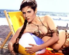 ACTRESS CARRIE FISHER PRINCESS LEIA STAR WARS - 8X10 PUBLICITY PHOTO (OP-939)