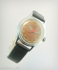 Classic  WW2  FELCA  AUTOMATIC  Incabloc..15 Jewels...Swiss / not complete/.