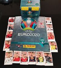 Panini Euro 2020 Pearl Edition Box (100 packs) + Album + Coca Cola + Impossible