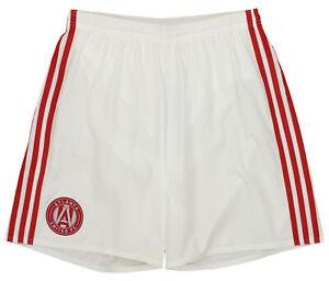adidas Men's MLS Adizero Team Replica Short, Atlanta United FC- White