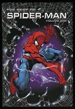 Best of Spider-Man Vol 1 Marvel Hardcover HC HB Peter Parker John Romita Jr. art