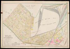 1900 Middlesex County, Ma, Somerville, Mclean Asylum Ward, Copy Plat Atlas Map