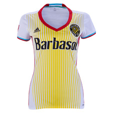 a890f144420 New adidas Columbus Crew MLS Womens Soccer Jersey White Size Medium $75