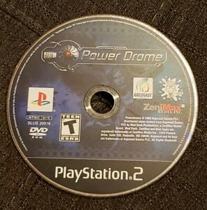 Power Drome  ps2 DISC ONLY