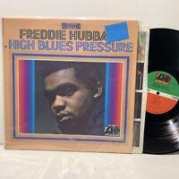 Freddie Hubbard- High Blues Pressure- Atlantic PR Jazz LP- EX/EX-