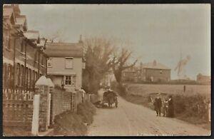 LYMINGE postcard Village street