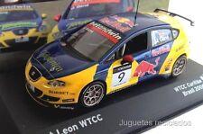 1/43 SEAT LEON WTCC GENE CURITIBA BRASIL 2006  IXO ALTAYA DIECAST