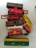 HO scale Shells - For parts or Quick fixes - Set/Lot (11) C&NW L&N ST LOUIS UNIO