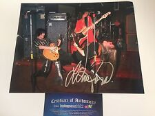 LITA FORD signed 11X14 Photo The Runaways Heavy Metal Joan Jett PROOF 3