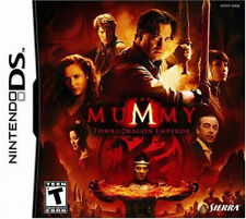 Mummy: Tomb Of Dragon Emperor NDS New Nintendo DS, Nintendo DS