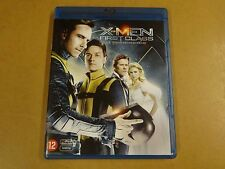 BLU-RAY / X-MEN - FIRST CLASS / LE COMMENDEMENT