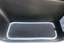 FIAT DUCATO/PEUGEOT BOXER 2007 ON RUBBER CAB STEP MATS WITH GREY PVC EDGING