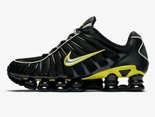 Nike Shox TL Black Trainers UK 9 **BNIB & UNUSED**