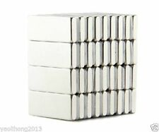 10-200 pcs N52 block 10*5*2mm rare earth neodymium permanent super strong magnet