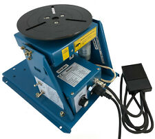 New Rotary Welding Positioner Turntable 10kg BY10 Sherman