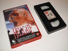 VHS Video ~ Hellgate ~ Ron Palillo ~ Large Case Ex-Rental ~ New World Video