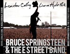 Bruce Springsteen - London Calling [3-CD Set]  Live!  Badlands Born To Run River