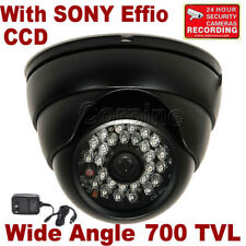 700TVL 28 IR LEDs Outdoor Security Camera w/ SONY Effio CCD Night Wide Angle 3pa