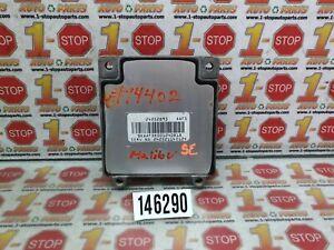 06-10 CHEVROLET MALIBU TRANSMISSION COMPUTER MODULE TCU TCM 24252114 AAF5 OEM