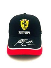 Authentic Formula 1 Racing Ferrari Baseball Hat Cap