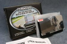 HUDDY HEAD-UP DISPLAY, USED ONCE, IN BOX - FREE SHIPPING