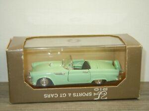 1956 Ford Thunderbird - Rio Italy 1:43 *52458