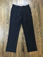 FJ FootJoy Mens Performance Golf Flat Front Pants Size 34 x 34