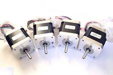 5PCS NEMA17 Stepper motor for 3D printing / CNC. 4.8KG/cm 47.1N-cm 1.8DEG
