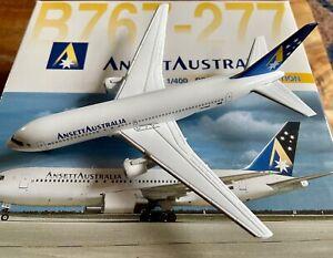 1:400 Dragon Wings Première Collection Ansett Australia Boeing 767-277 VH-RMG